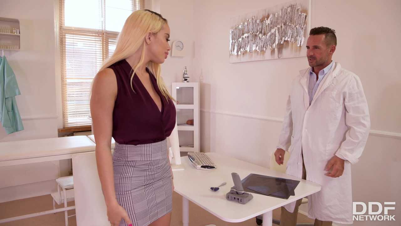 An X-Rated Doctor's Appointment